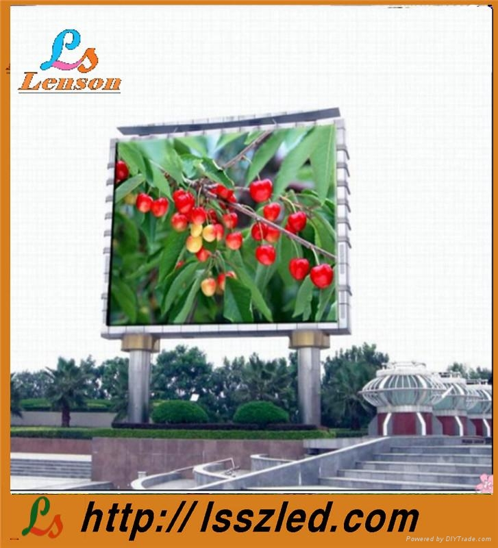 p10 outdoor screen full color  1