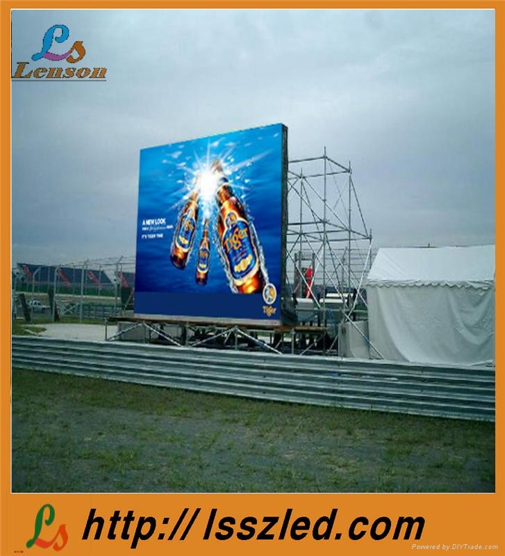 p10 outdoor screen full color  2
