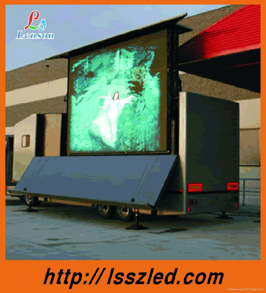 p10 outdoor screen full color  5