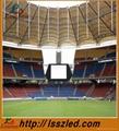 P10 indoor full color football stadium