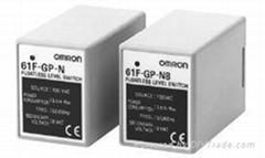 歐姆龍液位開關61F-GP-N AC220