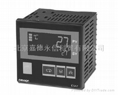 原裝歐姆龍溫度控制器E5AZ-R3