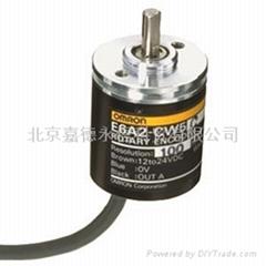 小型旋转编码器E6A2-CW5C 100P/R