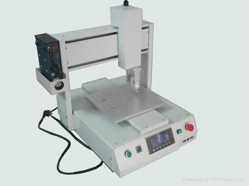 桌上型自动点胶机 1