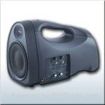 声创SENRUN EP 300U2可调频无线喊话器