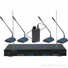 海天HT-840無線會議話筒