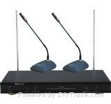 海天HT-820一拖二專業無線會議麥克風