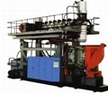Automatic blow molding machine(60L-120L)