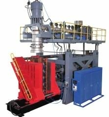 Automatic blow molding machine(120L-160L)