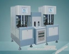 PET semi-blow molding machine