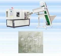 PET Automatic blow molding machine