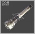JW7500固態強光防爆防水手電筒 2