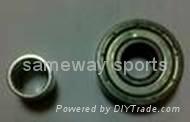 Sameway flame snakeboard XW-LYB-088  3
