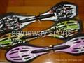 Sameway flame snakeboard XW-LYB-088  4