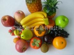 廠家供應仿真水果蔬菜擺飾