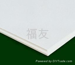 龙星牌绿色环保玻纤矿棉板 1