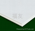 龙星牌绿色环保玻纤矿棉板