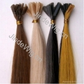 JinDe pre-tipped 100% human hair extension 4