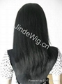 JinDe 100% human hair monofilament wig 2