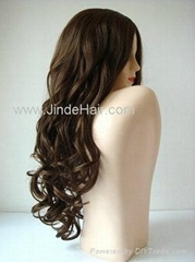JinDe synthetic monofilament wig