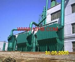 AMPC型脉冲喷吹布袋式除尘器