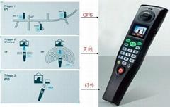 PDA自动感应语音导览器