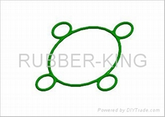 silicone gaskets(silicone pads)