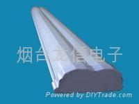 標準雙燈熒光燈具 1