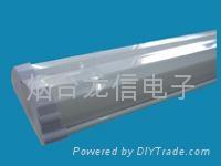 標準雙燈熒光燈具 2