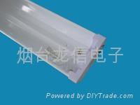 標準雙燈熒光燈具 5