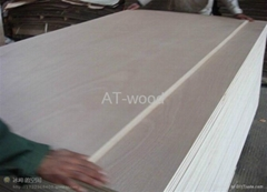 2-40mm*1220*2440 Poplar Plywood with difference veneer