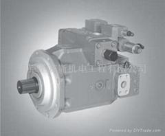 A4CSG緊湊型軸向柱塞元件