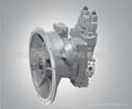 A8VO軸向柱塞變量雙泵