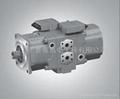 A20VO軸向柱塞變量雙泵