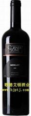 智利原瓶进口葡萄酒梅洛干红