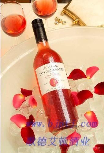 法國原瓶進口葡萄酒卡賽特玫紅 1