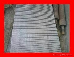 不锈钢楔形丝洗煤条逢筛板