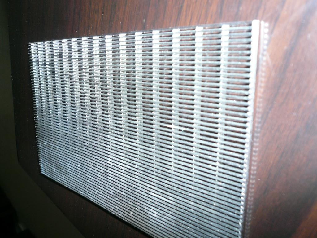 Stainless Steel Screens : Accurate slot and long service time stainless steel mine