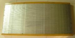 不锈钢梯形丝弧形筛板