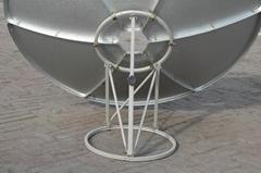 C band outdor TV satellite dish antenna