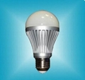 3W E27 Hight power LED bulb lamp