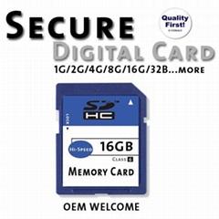 SD card 2G-32G