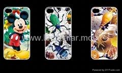 iphone4 3D手機保護殼