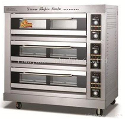 Forno eletrico industrial para assar bolos