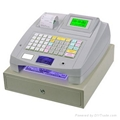 Cash Register with detecting function