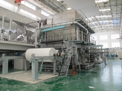 Tissue/Toilet/Napkin Paper Machine