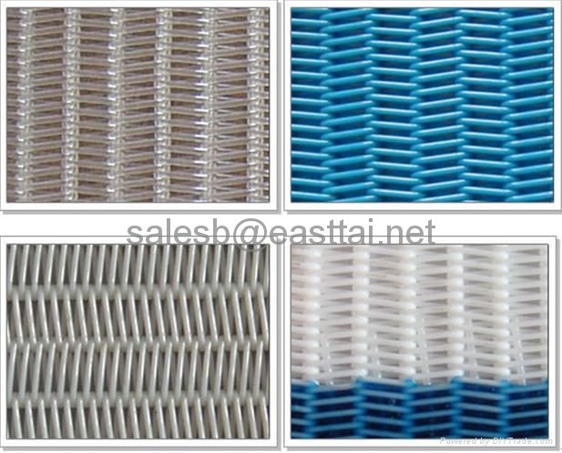 Polyester Dryer Fabrics/Dryer Screen in Paper Processing Machinery 1