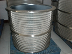 Screen Basket/Drum for Various Pressure Screen