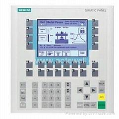Siemens Touch panel 6AV6542-0BB15-2AX0 SIEMENS  HMI  OP170B