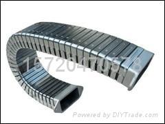 普通機床DGT型導管防護套